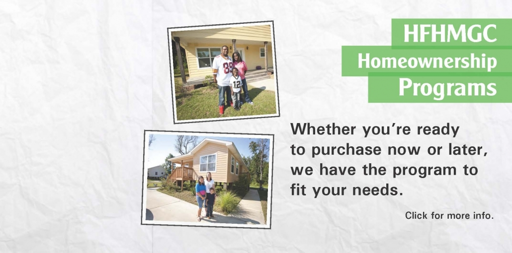 homeownership progs slider image